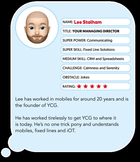 Lee Stalham