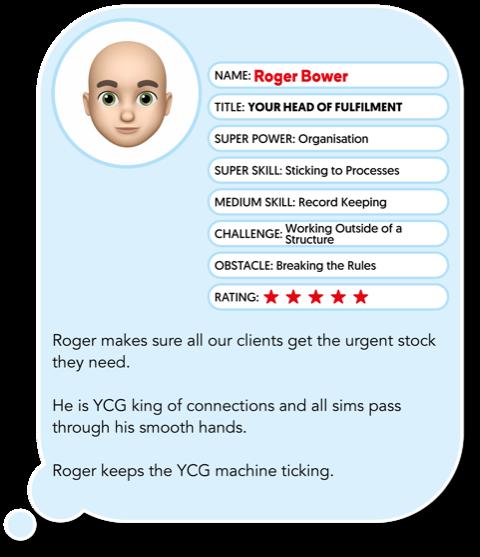 Roger Bower
